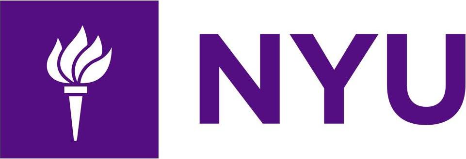 NYU - logo